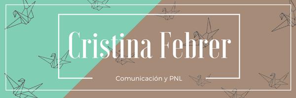 Cristina Febrer Comunicación y PNL #actitudvaliente