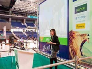 Cristina Febrer Speaker y Comunicadora